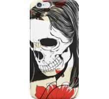 Skully iPhone Case/Skin