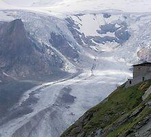 Glacier Grossglockner Austria by theheijt