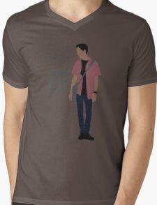 Cool... Cool. Cool. Cool. Mens V-Neck T-Shirt
