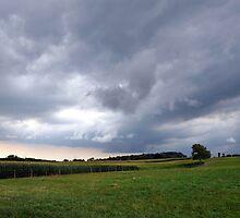 Storm Front by Gayle Dolinger