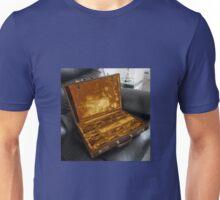 Vintage Clarinet Case Unisex T-Shirt