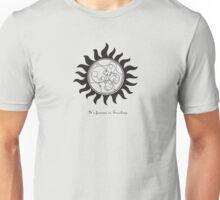 It's funnier in Enochian Unisex T-Shirt