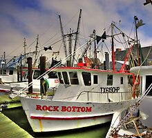 Shrimp Boats by venny