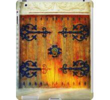 Through These Doors iPad Case/Skin