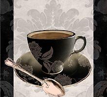 Vintage Cafe III by mindydidit
