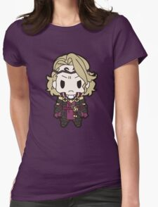 Fire Emblem: Fates Xander Chibi Womens Fitted T-Shirt