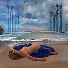Sleeping Ariadne by EligoDesign