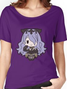 Fire Emblem: Fates Camilla Chibi Women's Relaxed Fit T-Shirt