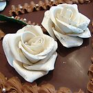 Chocholate cake by Ana  Marija