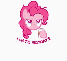 Pinkie Pie I Hate Mondays Unisex T-Shirt