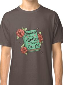 Books > People Classic T-Shirt