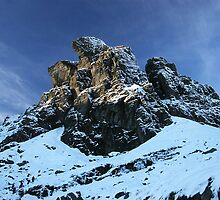 the cobbler rams head by Stuart-Crawford