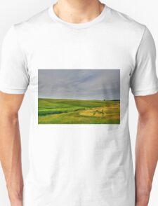 The Fields of Bruxelles Unisex T-Shirt
