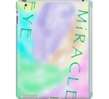 MIRACLE EYE REG iPad Case/Skin