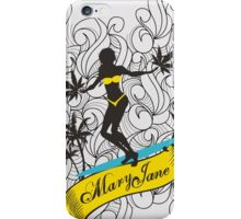 Mary Jane 3 iPhone Case/Skin
