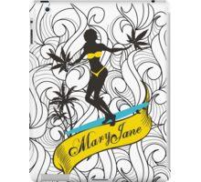 Mary Jane 3 iPad Case/Skin