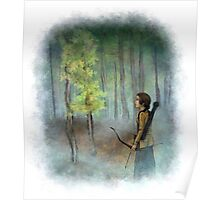 Everdeen Forest Poster