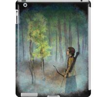 Everdeen Forest iPad Case/Skin