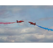 Red Arrows 7 Photographic Print