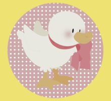 duck (female) One Piece - Short Sleeve