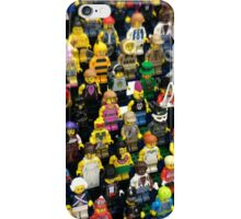 Lego Parade iPhone Case/Skin