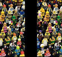 Lego Parade by eyly