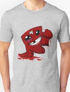 Funny Super Meat Boy T-Shirt