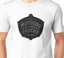 Nous Protégeons Unisex T-Shirt
