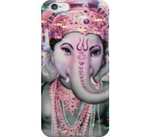 Holographic Ganesh iPhone Case/Skin