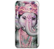 Holographic Ganesh iPhone Case/Skin