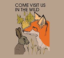 Come Visit Us In The Wild by Hinterlund