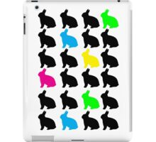 Colorful Bunnies iPad Case/Skin