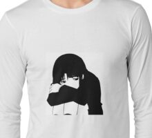 Scared Long Sleeve T-Shirt