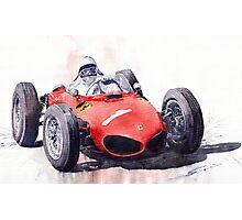 Ferrari Dino 156 F1 1961 Photographic Print