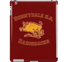 Sunnydale H.S. Razorbacks iPad Case/Skin