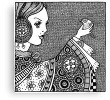 Princess Beatrice Canvas Print