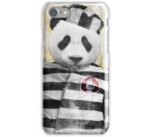 Prison Bear iPhone Case/Skin
