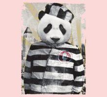 Prison Bear One Piece - Long Sleeve