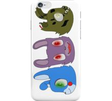 Bonnie Toy Bonnie and Sprigtrap iPhone Case/Skin