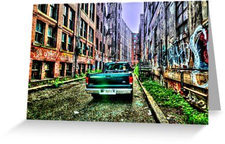 Public Alley  by LudaNayvelt