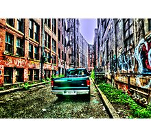 Public Alley  Photographic Print