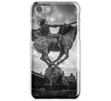 The Horse Man iPhone Case/Skin