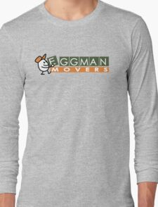 Moving Day Long Sleeve T-Shirt