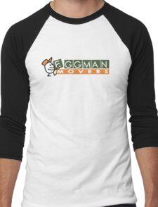 Moving Day Men's Baseball ¾ T-Shirt