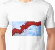 Splashes of Paint Oil Painting 4 Unisex T-Shirt