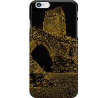 Ruins Of Exeter Bridge iPhone Case/Skin