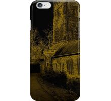 Medieval Church In Cockington Village iPhone Case/Skin