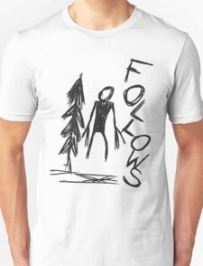 Follows - Slender Page nº 1 T-Shirt