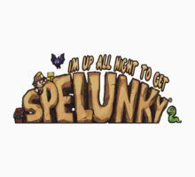 Get Spelunky! Kids Tee