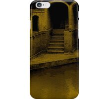 The Roman Bath Of Bath iPhone Case/Skin